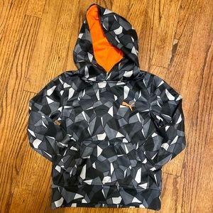 Boys Puma Hoodie Sweatshirt